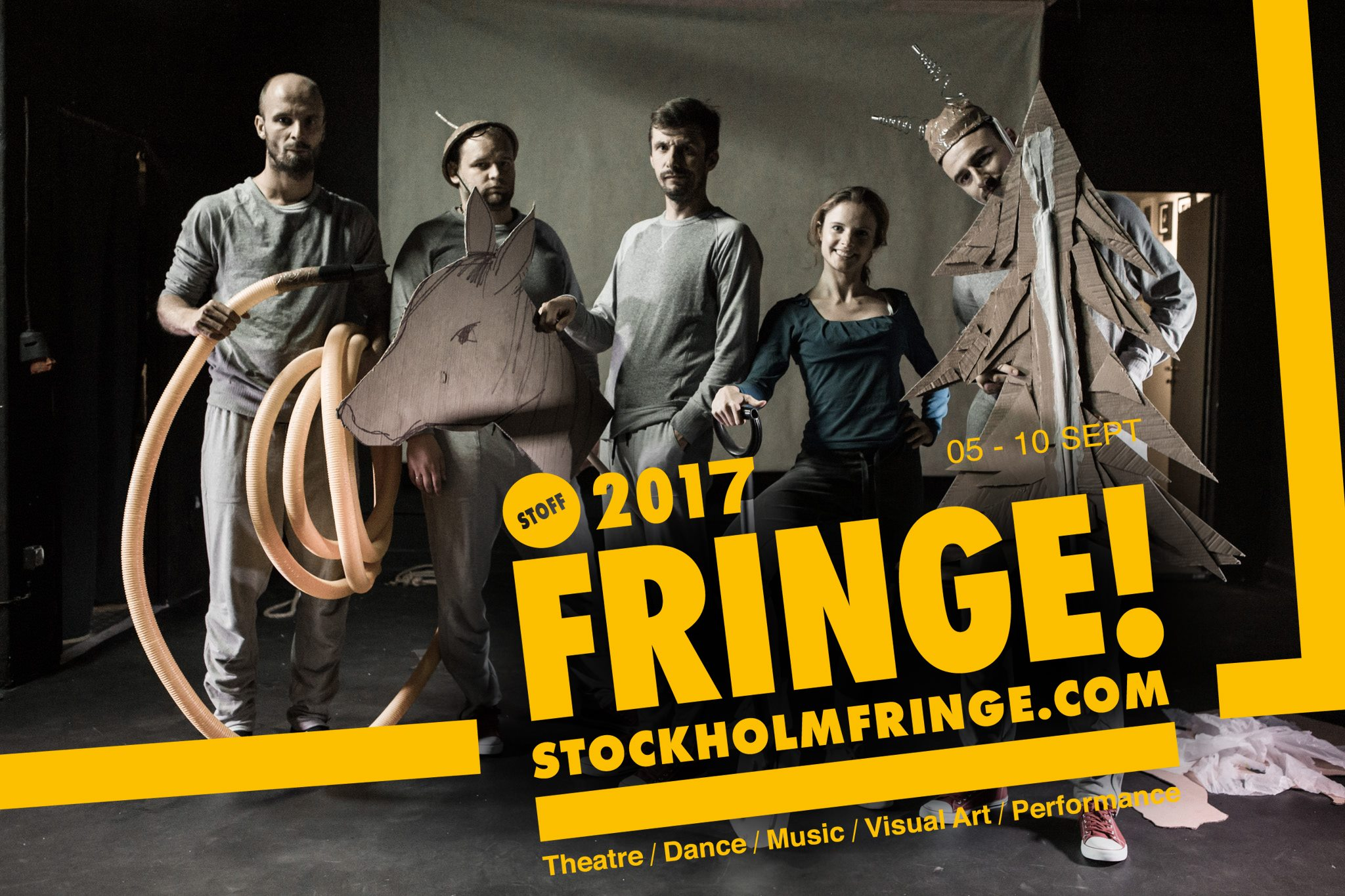 stockholm fringe